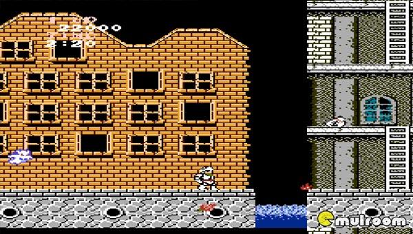 игра Ghosts'n Goblins (Ghostly Village)