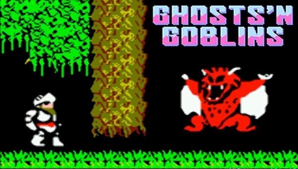 Ghosts'n Goblins (Ghostly Village)