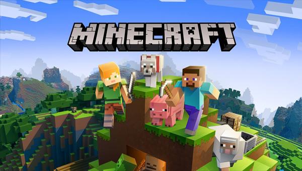 Minecraft игра