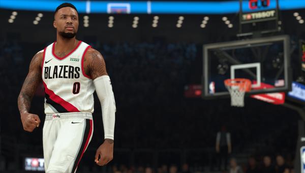 NBA 2K21 игра