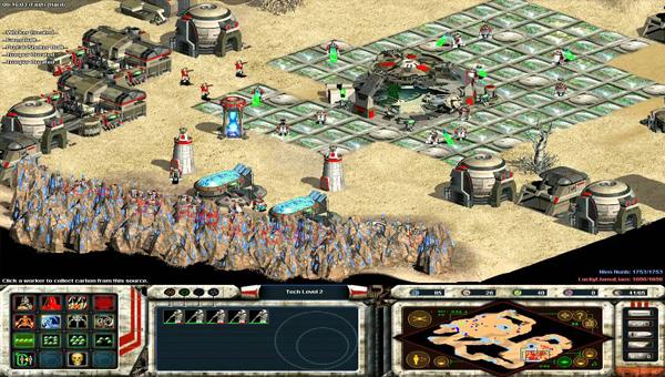 игра Star Wars: Galactic Battlegrounds