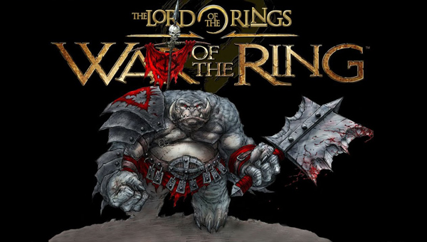 игра The Lord of the Rings: War of the Ring