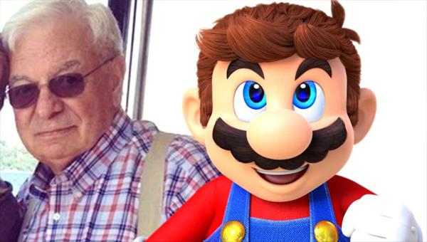 Марио есть