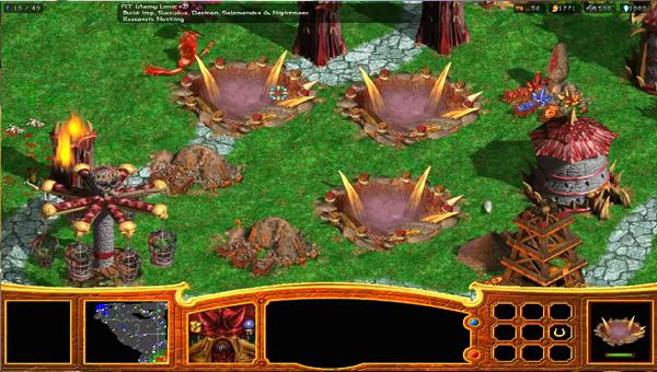 Warlords Battlecry III игра