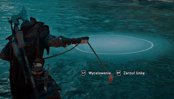 Как ловить рыбу в Assassins Creed Valhalla