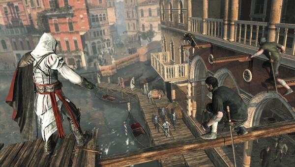 Assassin's Creed игра
