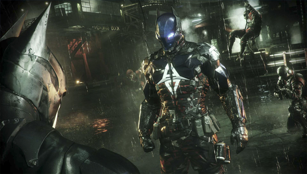 Batman: Arkham Knight игра