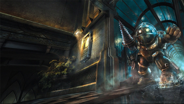 Bioshock 2007 года выпуска