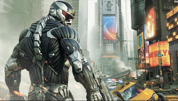 Видеоигра Crysis, увидевшая свет в 2007