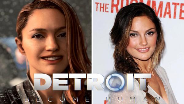 Detroit: Become Human: Норт / Минка Келли