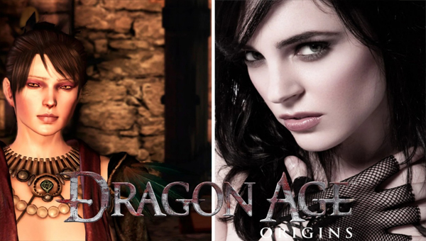 Dragon Age: Origins: Морриган / Виктория Джонсон