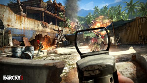 Far Cry III игра
