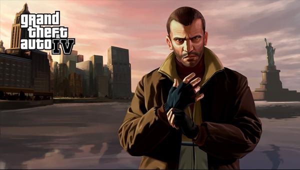 GTA 4 игра