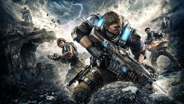игра Gears of War