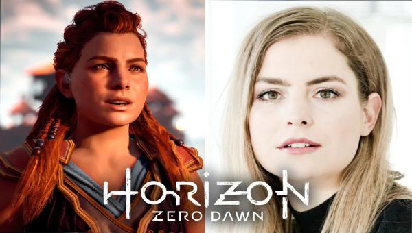 Horizon Zero Dawn: Элой / Ханна Хукстра