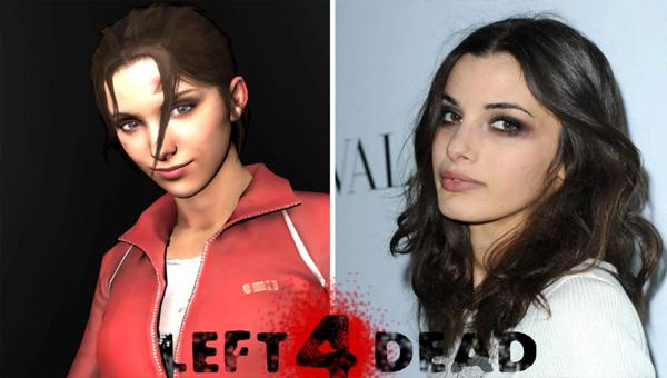 Left 4 Dead: Зои / Соня Кински