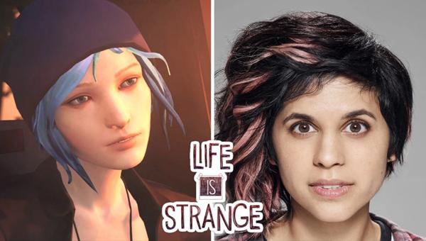Life is Strange: Хлоя Прайс / Эшли Бёрч