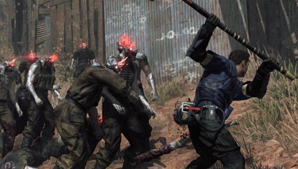 игра Metal Gear Survive