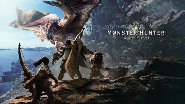 Monster Hunter:World игра