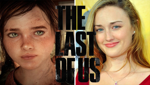 The Last of Us: Элли / Эшли Джонсон