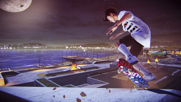 игра Tony Hawk's Pro Skater 5