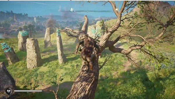 Камни в Assassins Creed Valhalla