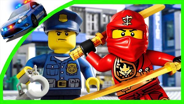 LEGO City под прикрытием