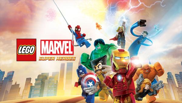 LEGO Marvel Супергерои