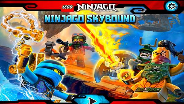 Видеоигра по фильму LEGO Ninjago