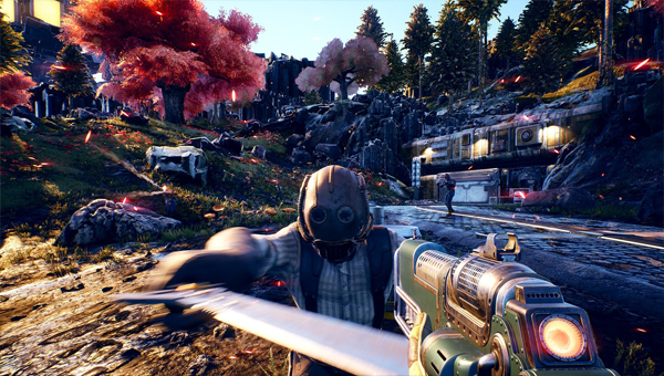 игра The Outer Worlds