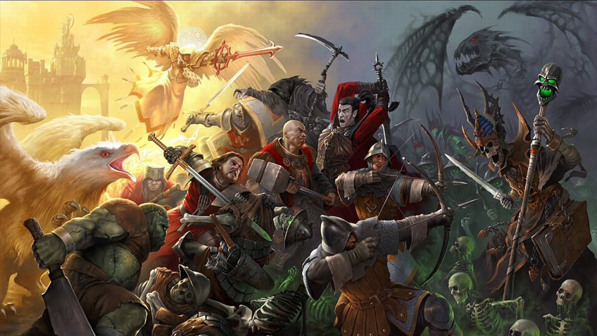 игра Heroes of Might and Magic 5