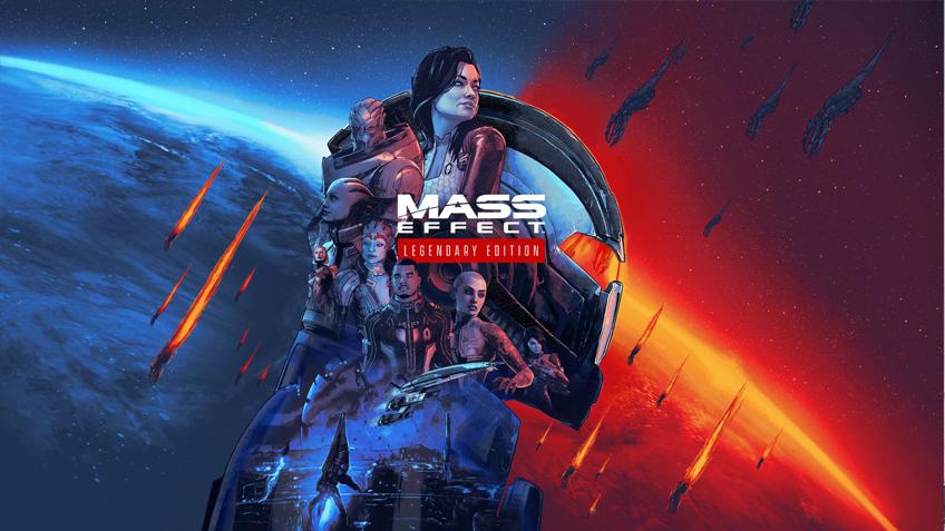 Mass Effect: Legendary Edition игра
