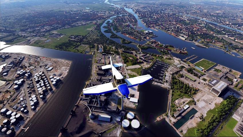 игра Microsoft Flight Simulator