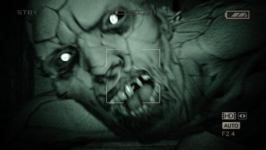 Outlast (2013) игра
