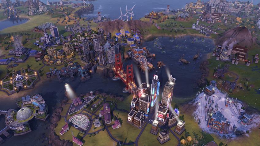 Sid Meier's Civilization VI игра