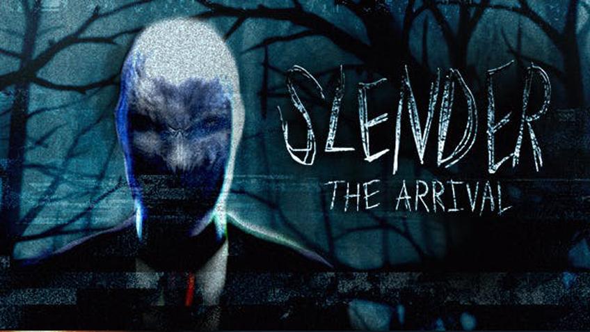 Slender (2012) игра