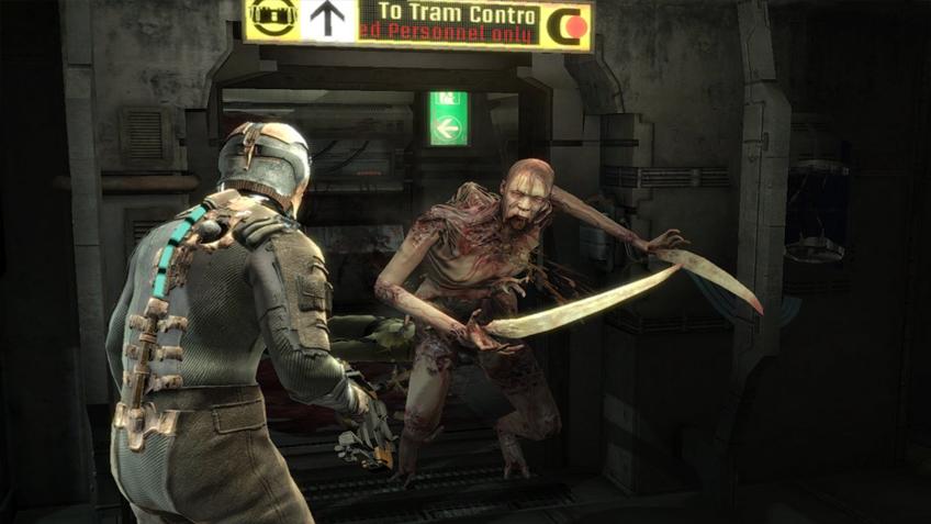 Dead Space (2008) игра
