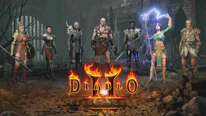 Вышла легендарная Diablo 2: Resurrected