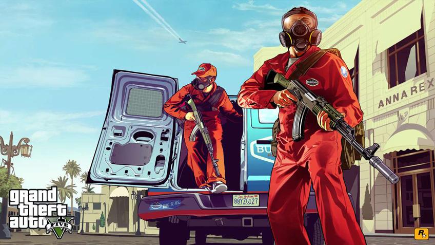 Сравнение GTA V на PS4 Pro и PS5: критика оправдана