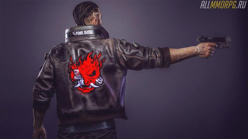 Где я могу найти куртку самурая в Cyberpunk 2077 ?