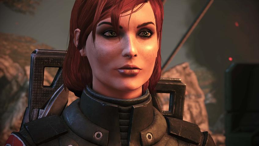 Новая Mass Effect разрабатывается на Unreal Engine 5