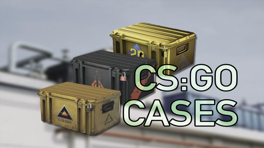 Почему кейсы CS: GO так различаются по цене