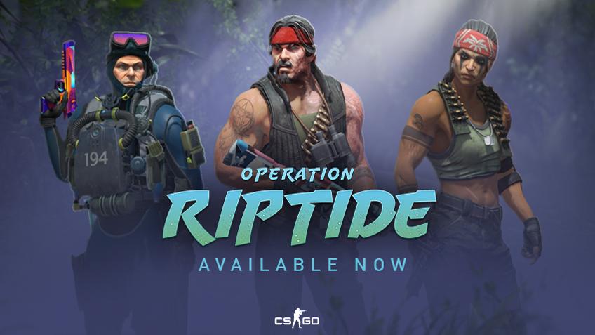 Операция Riptide Case
